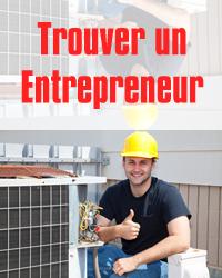 Trouver un Entrepreneur en CVC-R et Plomberie partout au Québec