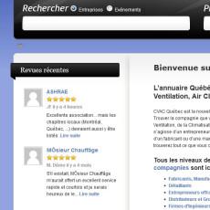 Revues Clients les plus récentes sur CVAC-Quebec.net