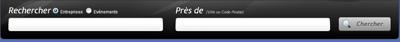 Trouver une entreprise par mots clés et endroit sur CVAC-Quebec.net