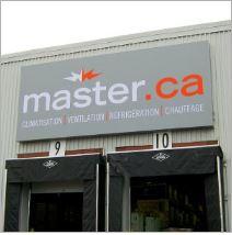 Le Groupe Master Boucherville (Distribution Centre)