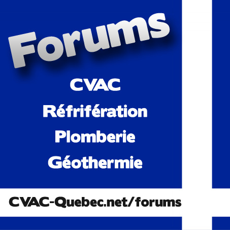 Forums CVAC Quebec